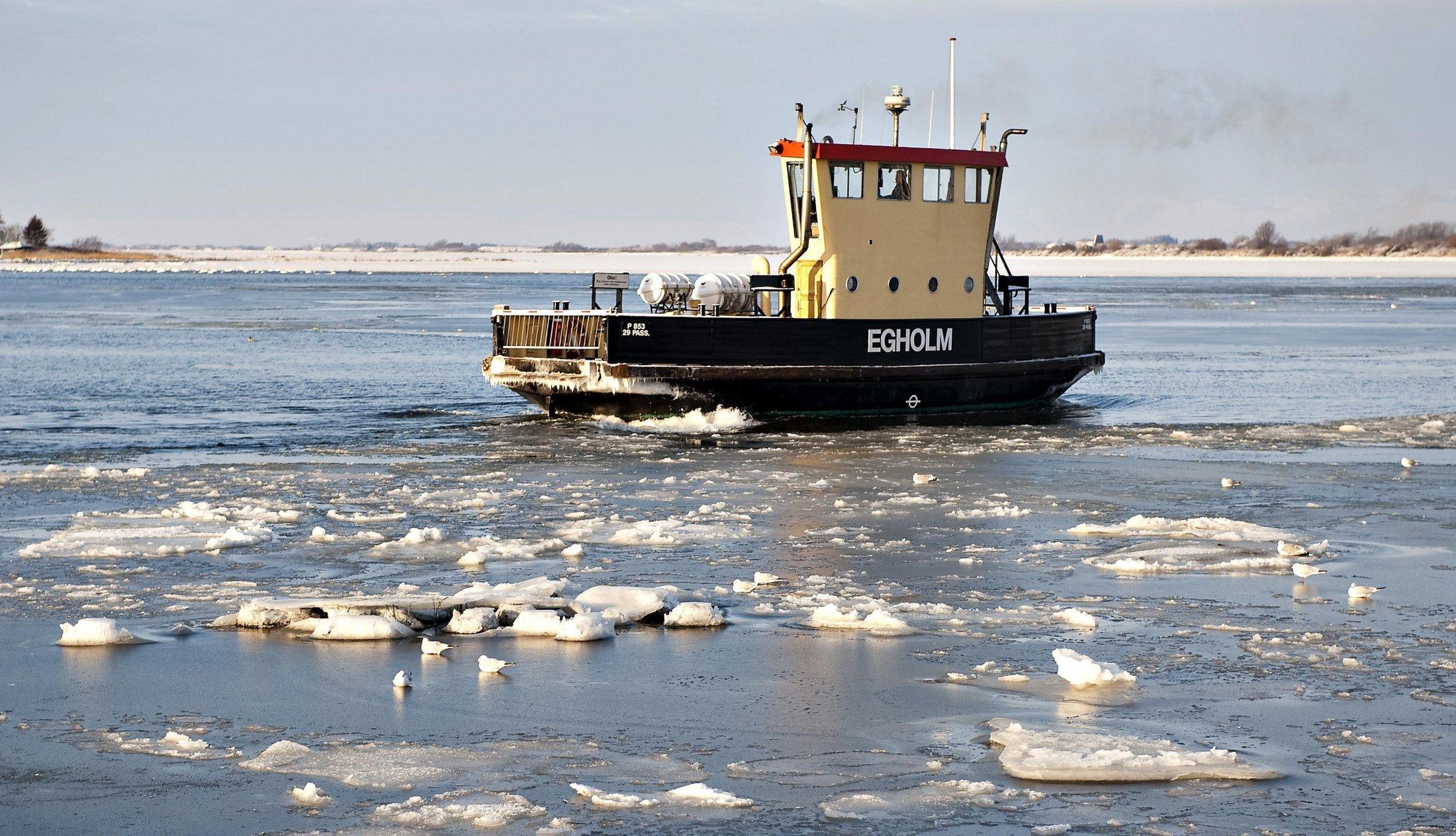 is-i-limfjorden